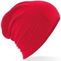 Accessoires Heren Muts Beechfield Beanie Klassiek rood