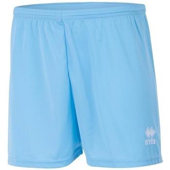 Textiel Korte broeken / Bermuda's Errea Short  New Skin bleu marine