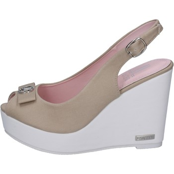 Schoenen Dames Sandalen / Open schoenen Lancetti Sandales BP560 Beige