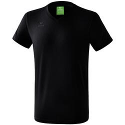 Textiel Heren T-shirts korte mouwen Erima T-Shirt  style noir