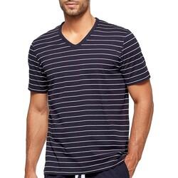 Textiel Heren Pyjama's / nachthemden Impetus Cotton Organic Blauw