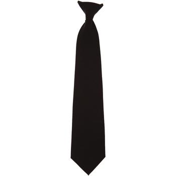 Textiel Heren Krawatte und Accessoires Yoko CT01 Zwart