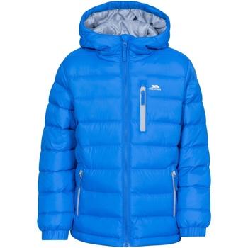 Textiel Kinderen Dons gevoerde jassen Trespass Aksel Blauw