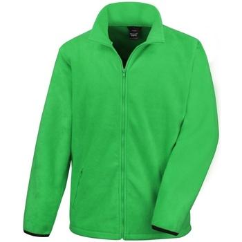 Textiel Heren Fleece Result Fashion Fit Levendig groen