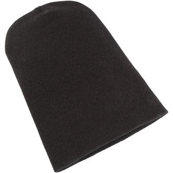 Accessoires Muts Yupoong Beanie Zwart