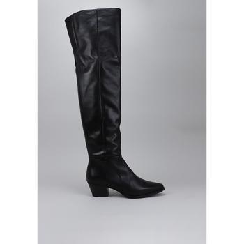 Schoenen Dames Hoge laarzen Sandra Fontan CALMA Zwart