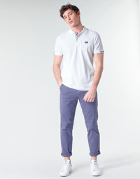 Textiel Heren Chino's Jack & Jones JJIROY Blauw