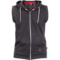 Textiel Heren Sweaters / Sweatshirts Duke Blake Houtskoolmelange