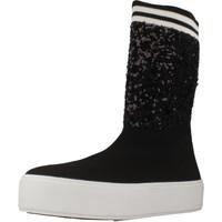 Schoenen Dames Snowboots Apepazza 83011 Zwart