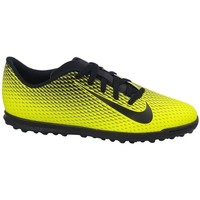 Schoenen Kinderen Voetbal Nike JR Bravatax II TF Noir, Jaune