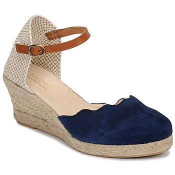 Schoenen Dames Sandalen / Open schoenen André BABI Marine