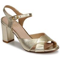 Schoenen Dames Sandalen / Open schoenen André JESS Goud
