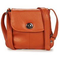 Tassen Dames Schoudertassen met riem Betty London MITALA Rouille