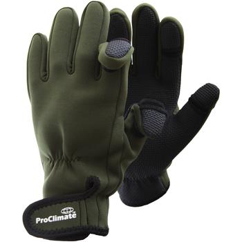 Accessoires Heren Handschoenen Floso  Groen