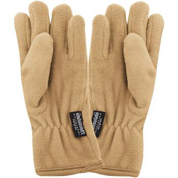 Accessoires Meisjes Handschoenen Floso  Beige