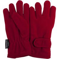 Accessoires Meisjes Handschoenen Floso  Rood