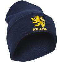 Accessoires Heren Muts Scotland  Navy