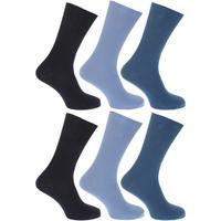 Accessoires Heren Sokken Floso  Blauwe tinten
