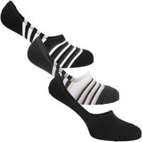 Accessoires Heren Sokken Floso  Zwart/Wit