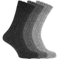 Accessoires Heren Sokken Universal Textiles  Grijstinten