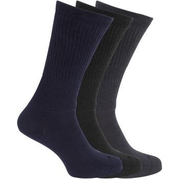 Accessoires Heren Sokken Universal Textiles  Marine / Zwart
