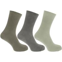 Accessoires Heren Sokken Universal Textiles  Groen/Grijs