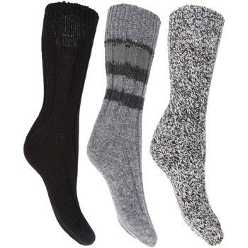 Accessoires Dames Sokken Floso  Zwart