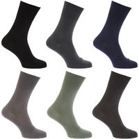 Accessoires Heren Sokken Universal Textiles  Zwart/Grijs/Navy