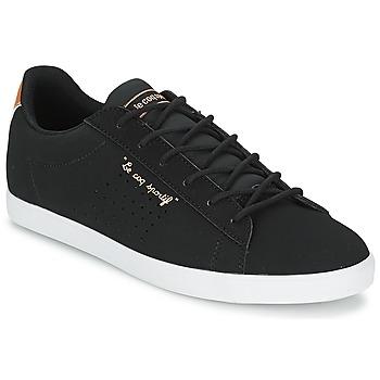 Schoenen Dames Lage sneakers Le Coq Sportif AGATE LO Zwart