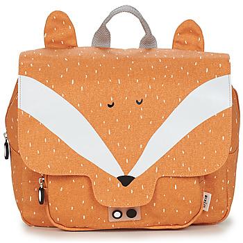 Tassen Kinderen Schooltassen TRIXIE MISTER FOX Orange