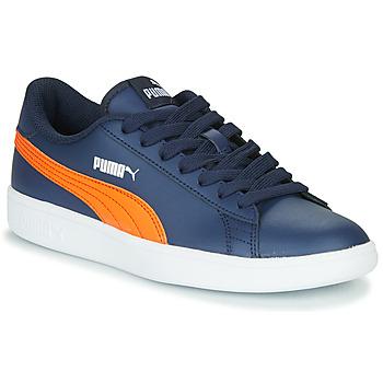 Schoenen Kinderen Lage sneakers Puma SMASH JR ME