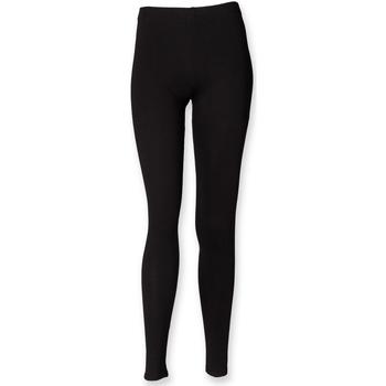 Textiel Meisjes Leggings Skinni Fit  Zwart