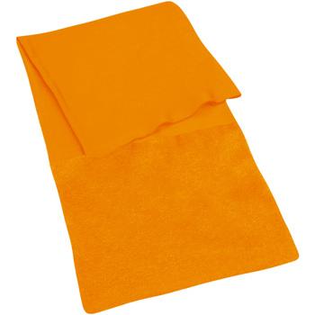Accessoires Kinderen Sjaals Beechfield B900B Oranje