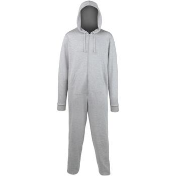 Textiel Anzüge Comfy Co CC001 Heide Grijs