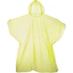 Textiel Windjacken Universal Textiles JB003 Geel