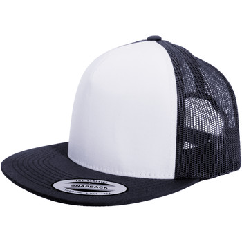 Accessoires Pet Yupoong Snapback Navy/White/Navy