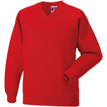Textiel Kinderen Sweaters / Sweatshirts Jerzees Schoolgear 272B Helder rood