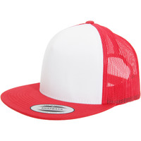 Accessoires Pet Yupoong Snapback Rood/Wit/Rood