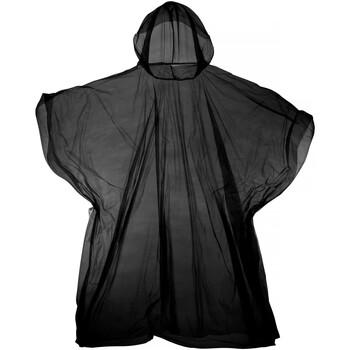 Textiel Windjacken Universal Textiles JB003 Zwart