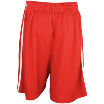 Textiel Heren Korte broeken / Bermuda's Spiro S279M Rood/Wit