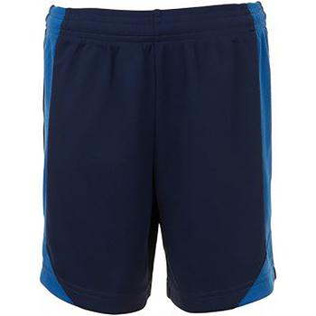 Textiel Kinderen Korte broeken / Bermuda's Sols 01720 Franse marine / loyaal blauw