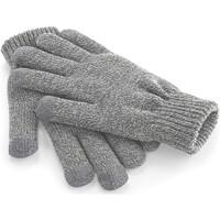 Accessoires Handschoenen Beechfield B490 Heide Grijs