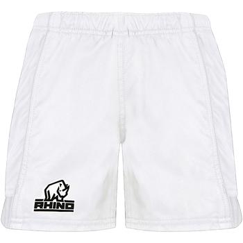Textiel Heren Korte broeken / Bermuda's Rhino RH015 Wit