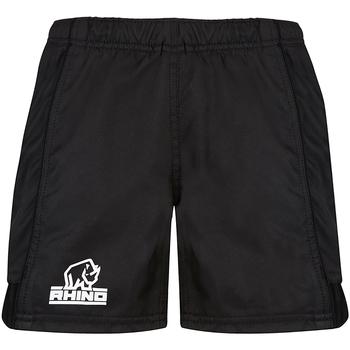 Textiel Heren Korte broeken / Bermuda's Rhino RH015 Zwart