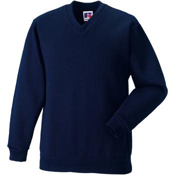 Textiel Kinderen Sweaters / Sweatshirts Jerzees Schoolgear 272B Franse marine