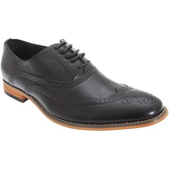 Schoenen Heren Derby Goor  Zwart