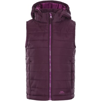 Textiel Meisjes Dons gevoerde jassen Trespass  Potent Paars