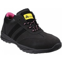 Schoenen Dames Lage sneakers Amblers  Zwart