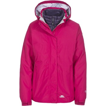Textiel Dames Windjacken Trespass  Roze
