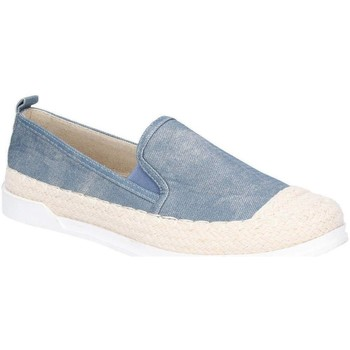 Schoenen Dames Instappers Fleet & Foster  Denim